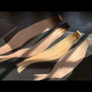 Tape hair